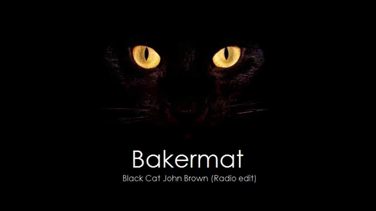 Black Cat Bakermat