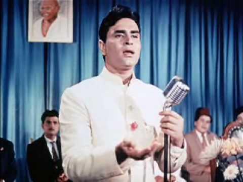 Mere Mehboob(1963)-Mere Mehboob Tujhe Meri Mohabbat ki Qasam...