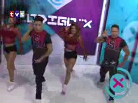 Nadie se muere de amor David Cañizares Coreo Rio Dance Show