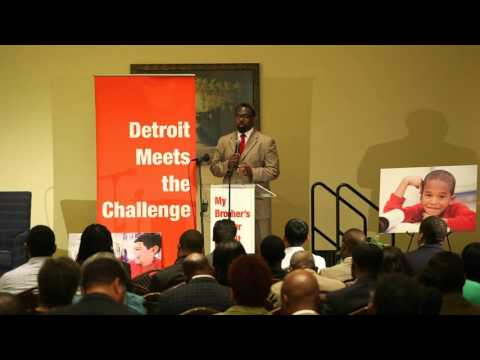 My Brother's Keeper - Detroit | American Graduate Day 2015