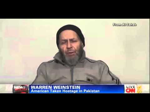 American Prisoner Warren Weinstein Al Qaeda Hostage Abandoned Video Plea