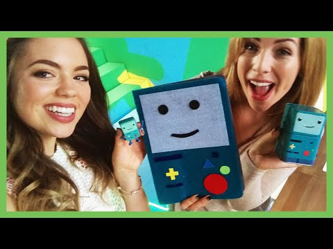 DIY Tablet Case w/ BeyondBeautyStar & Strawburry17 - What's Appening Ep 4