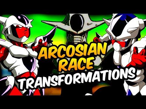 Dragon Ball Frieza Race Build Dragon Ball Xenoverse Frieza