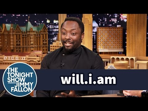 will.i.am and Jimmy Share the Making of
