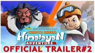 Chhota Bheem Himalayan Adventure Official Trailer 2