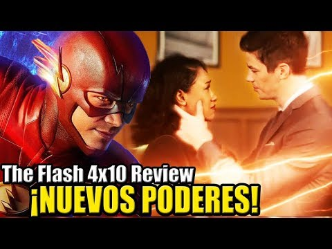 The Flash 4x10 Review - NUEVOS PODERES DE FLASH EXPLICADOS thumbnail