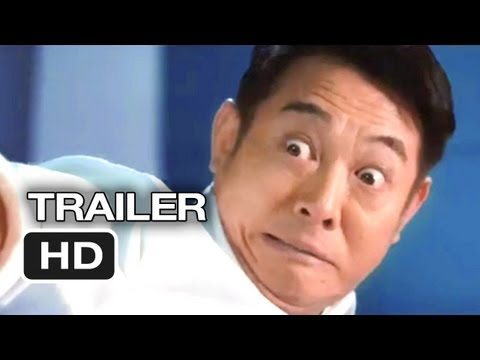 Badges Of Fury (Bu Er Shen Tan) Official Trailer 1 (2013) - Jet Li Movie HD Image 1