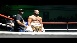 "EXCLUSIVE! Dominic""""Top Gun"" Akinlade v Adam Machaj Build Up, Fight & Post Fight"