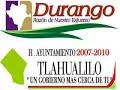 Visita Ismael Hernandes Deras a Tlahualilo mayo de 2008