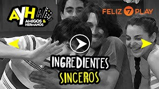 "Capítulo 08 Amigos y Hermanos ""Ingredientes Sinceros"""