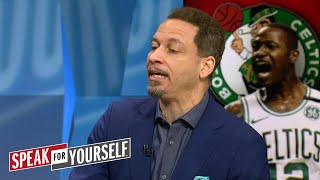 Chris Broussard on Cleveland's 'organizational fatigue', Celtics Gm 1 win | NBA | SPEAK FOR YOURSELF
