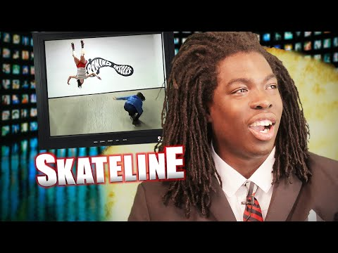 SKATELINE - Austyn Gillette, William Spencer, Kelly Hart, Triple Set Lazer Flip & more