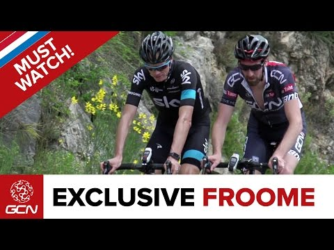 Exclusive Chris Froome Interview | Pre Tour De France Catch Up With Team Sky's Chris Froome