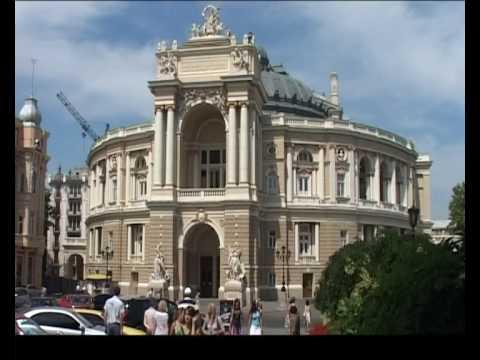 Odessa - my home (eng)