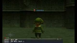 How to get suspended in Final Fantasy XI Online