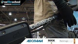Meet Redrock Micro's DigiBoom, a Gimbal-Stabilized Jib Arm