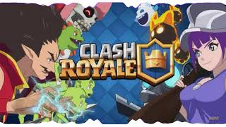 Battling - Gesu no kiwami otome [Clash Royale Anime Song] (Lyrics)