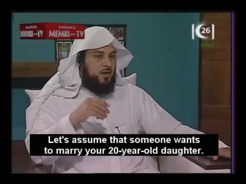 Iqraa TV - Islam Does Not Set a Minimum Age for Marriage