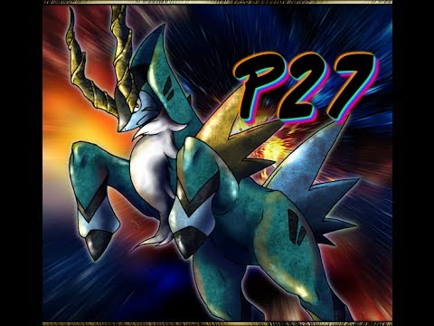 Pokemon Black 2 Play/Skipthrough Part 27 (No commentary) Plasma Frigate & Meeting Cobalion