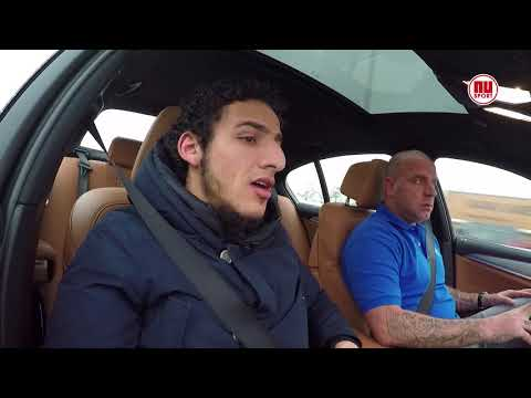 Bij Andy in de auto: Ayoub over Feyenoord, het WK en zijn gezin