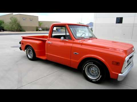1968 Chevrolet C/10 Stepside Fully Restored CLEAN AZ TRUCK for sale Call Joey 480-205-5880