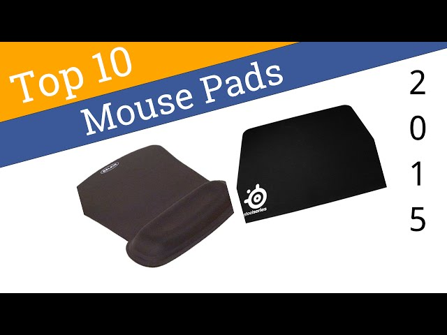 10 Best Mouse Pads 2015