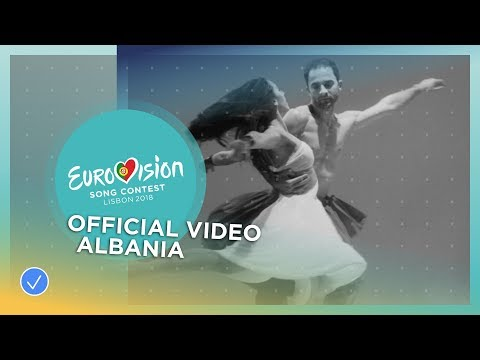 Eugent Bushpepa - Mall - Albania - Official Music Video - Eurovision 2018