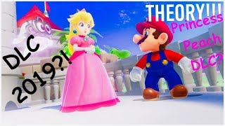 """THEORY"" Super Mario Odyssey DLC Next Year 2019 ? Princess Peach Possibly Playable"