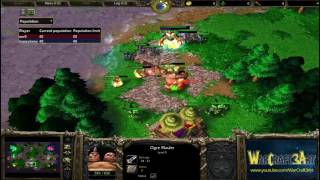 120(UD) vs Bany(NE) - Game 2 - WarCraft 3 Frozen Throne - RN2930