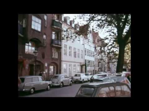 istedgade peter belli kort over friluftsmuseum