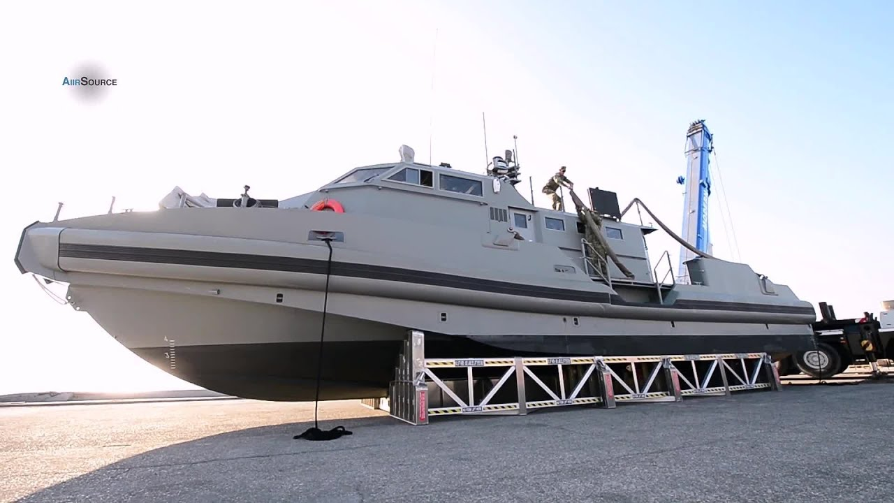 Us Navy Coastal Command Patrol Boat Ccb Youtube