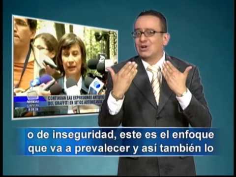 Noticias Capital en Señas - 6 de abril 2014