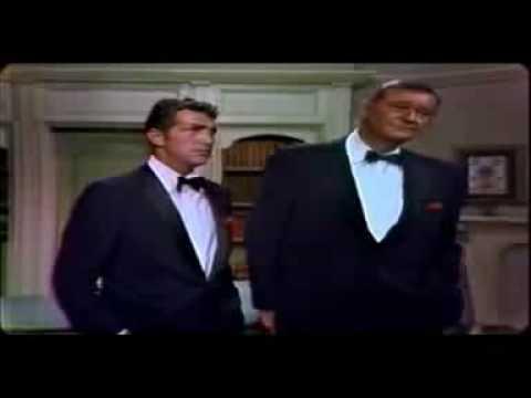Dean Martin & John Wayne, un duetto canoro tutto da ridere