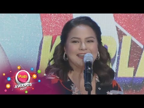 PUSH Awards 2017: Karla Estrada | Celebrity Foodie of the Year #FoodGoals