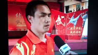 Wushu Kung Fu - Programa Sensei da Sport tv - Episodio 1 - wushu- kung fu