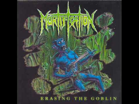 Mortification - Dead Man Walking