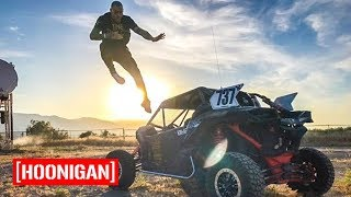 [HOONIGAN] Field Trip 009: Can-Am Racing and MMA Fighting with Jason Ellis
