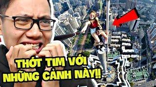 THÓT TIM, ĐỔ MỒ HÔI VỚI NHỮNG CẢNH TƯỢNG NÀY!!! (Sơn Đù Vlog Reaction)