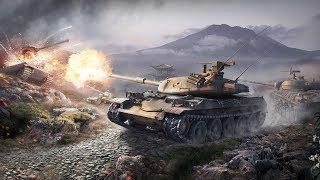 World of Tanks на ps4  первое появление