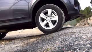 Toyota RAV4 - тест драйв нового поколения