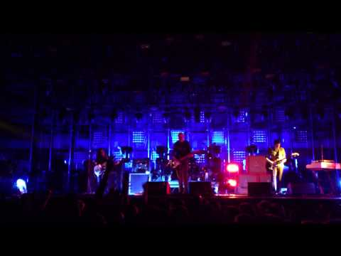 Smashing pumpkins - 06.08.13 - Moscow - Disarm
