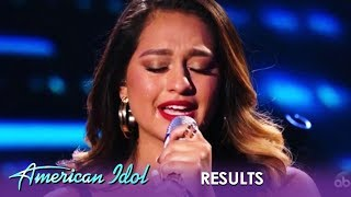Alyssa Raghu: BREAKS-DOWN With a Katy Perry Song! | American Idol 2019
