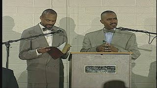 Truth of God Broadcast 590-592 Chester PA Pastor Gino Jennings HD Raw Footage!