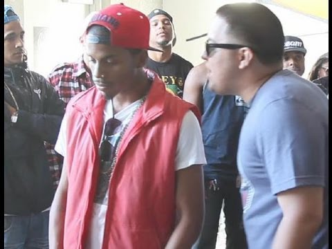 Ahat Cali | Rap Battle | Billy Boondocks Vs Scheme | California Vs Las Vegas video