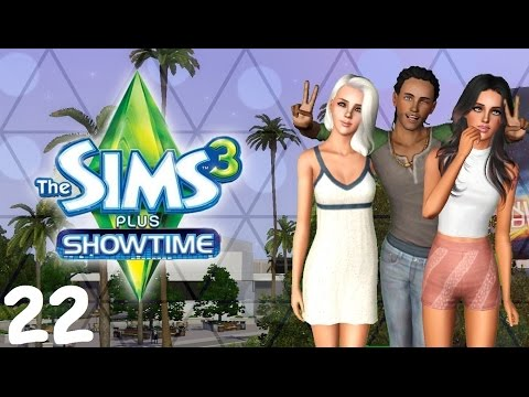Let's Play: The Sims 3 Showtime - (Part 22) - Dumped