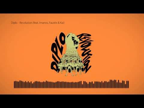 Diplo - Revolution (feat. Imanos, Faustix & Kai) video