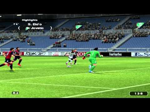 20 тур Cagliari Calcio 1-5 Juventus FC