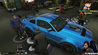 INGIN TERTANGKAP - GTA 5 ROLE PLAY [15/3/2019]