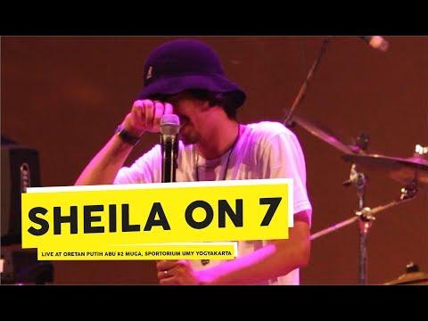 [HD] Sheila On 7 - Sephia & Betapa (Live At CORETAN PUTIH ABU #2)
