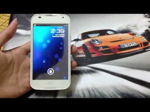 Android 4.0.4 ICS Sky A820l